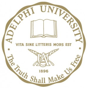 Adelphi University Seal