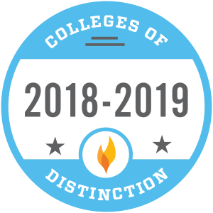 Colleges of Distinction: 2018-2019