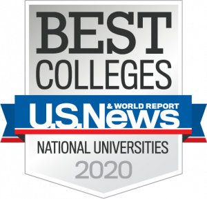 U.S. News & World Report Best College nationwide